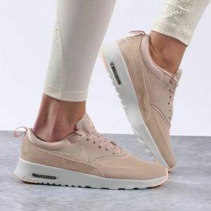 Nike Thea Tan Sneaker